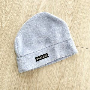 Columbia Youth Winter Beanie Hat Periwinkle Girls